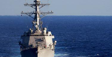 Marina de los EE. UU. realiza operación de libertad de navegación e impugna reclamo marítimo excesivo de Venezuela en el mar Caribe