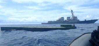 USS Preble Interdicts 2,000 Kilograms of Cocaine