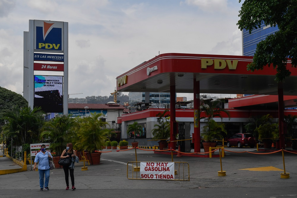 Venezuela Turns to Iran to Revive Oil Production