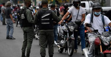 Venezuelan Service Members Rule Gasoline Black Market