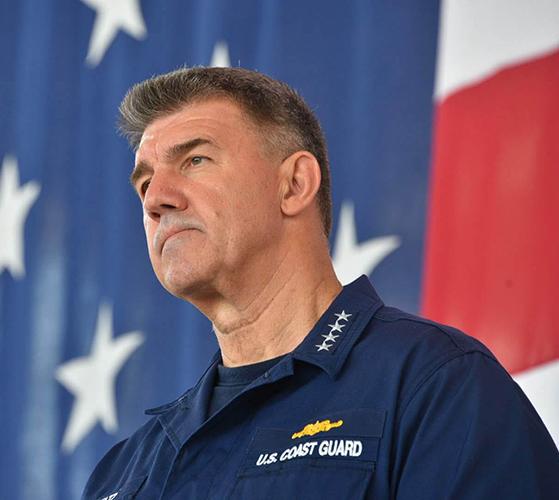 Guarda Costeira dos Estados Unidos empenhada na luta contra o narcotráfico