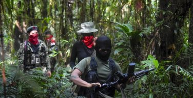 US: Terrorist Incidents in Venezuela Reflect Growing ELN Presence