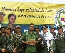 US Offers $10 Million for Arrest of Two FARC Dissidence Leaders