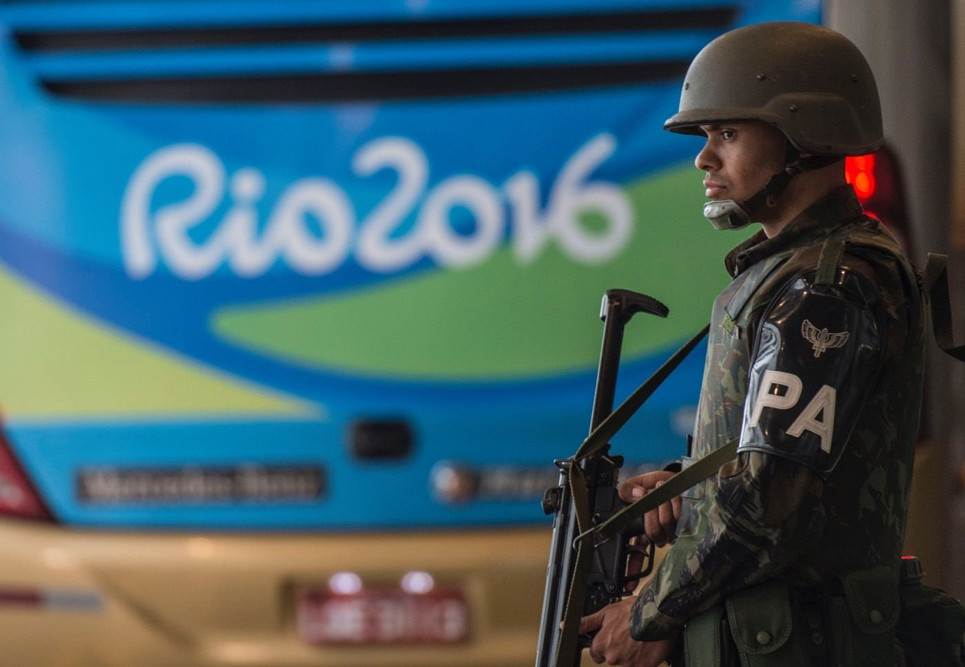 Rio 2016 Reaches Stage 5 of Preparations for Possible Terrorist Attacks