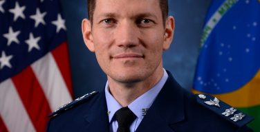 Brazilian Air Force Officers Receive Awards in the US