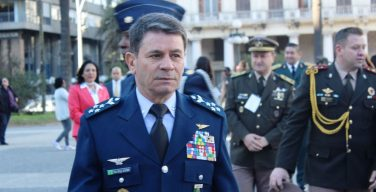 General Alvani Discusses Brazilian Air Force's Actions in Brazil and Abroad