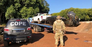 Brazil: Federal Police Cracks Down on Narcotrafficking