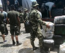 Colombian Public Force Seizes about 8 Tons of Drugs in 1 Day
