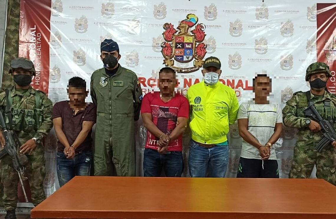 Rebel Leader Accused of Killing Indigenous People in Colombia, Captured