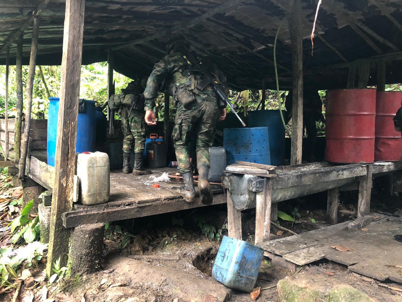 Ejército de Colombia aumenta resultados en la lucha contra el narcotráfico
