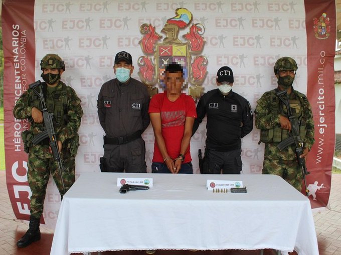 Colombia Offers Rewards for the Capture of Assassins of Social Leaders