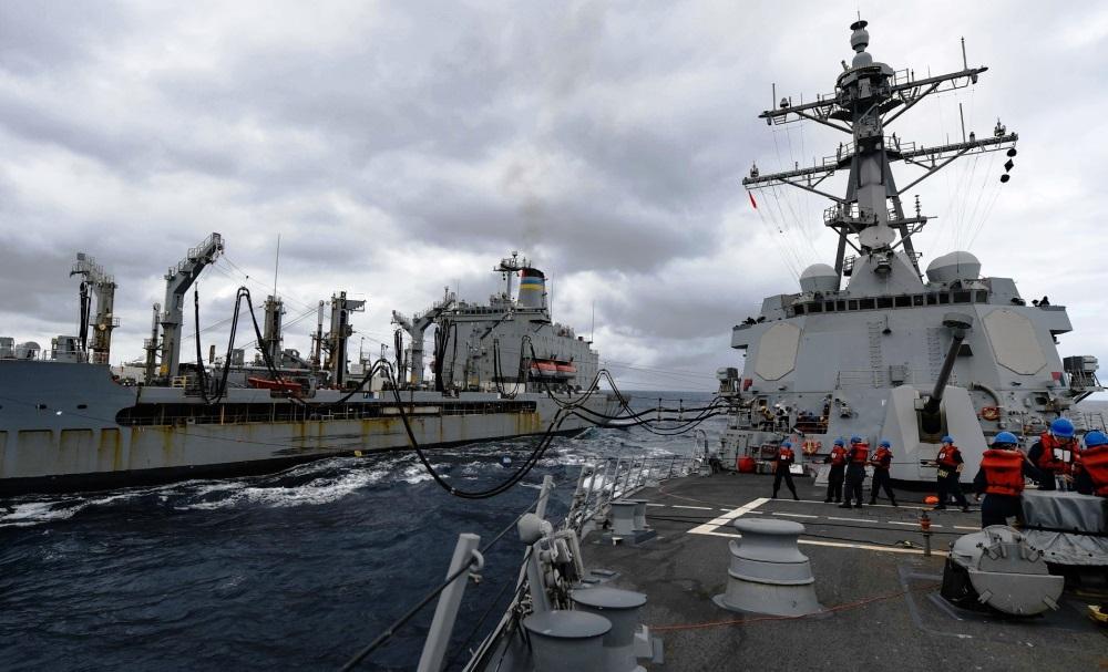 Fuerzas armadas cierran rutas marítimas al narcotráfico