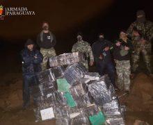 Paraguayan Navy Seizes Almost 500 Kg of Marijuana