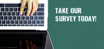 You've been invited to take a short survey!