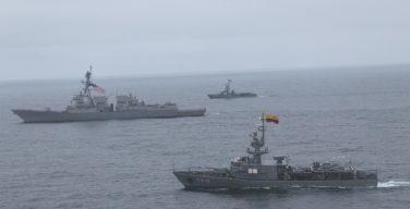 US 4th Fleet and Ecuador Navy Plan UNITAS 2020