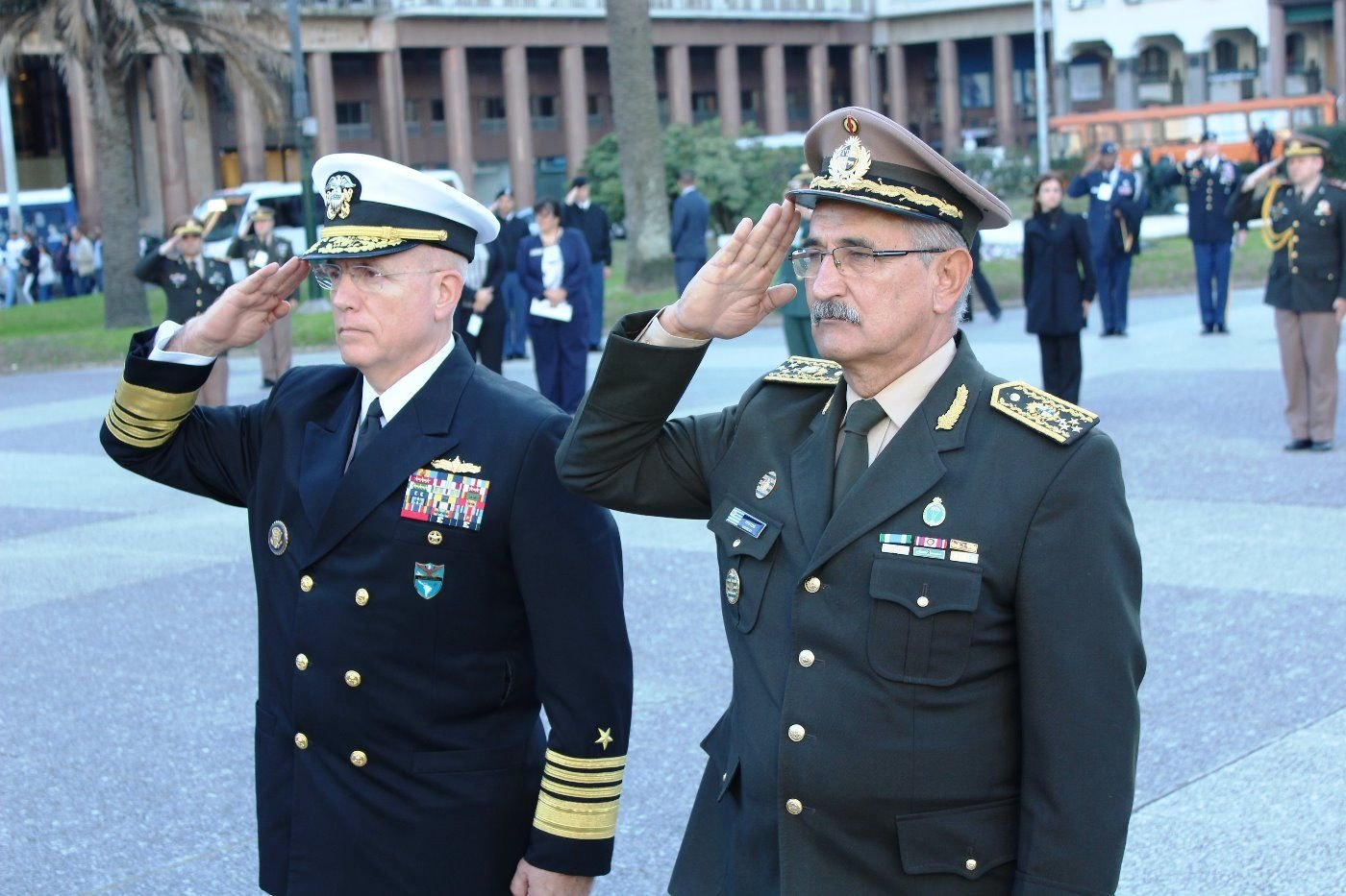 Uruguay Discusses the New Military Roles in Latin America