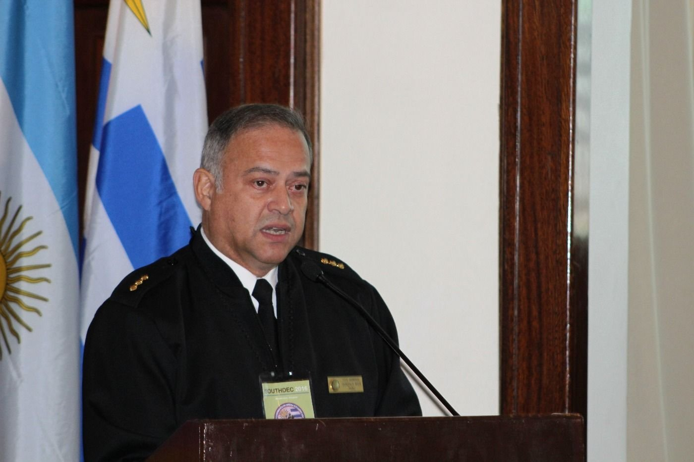 The Inter-American Defense Board in the Western Hemisphere