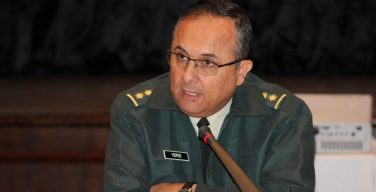 Colombia's Armed Forces and Police Numbers to Remain the Same Post Conflict