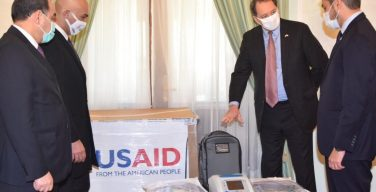 US Donates 50 Ventilators to Paraguay to Respond to the COVID-19 pandemic