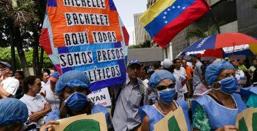 Political Prisoners Incommunicado amid COVID-19 Crisis in Venezuela