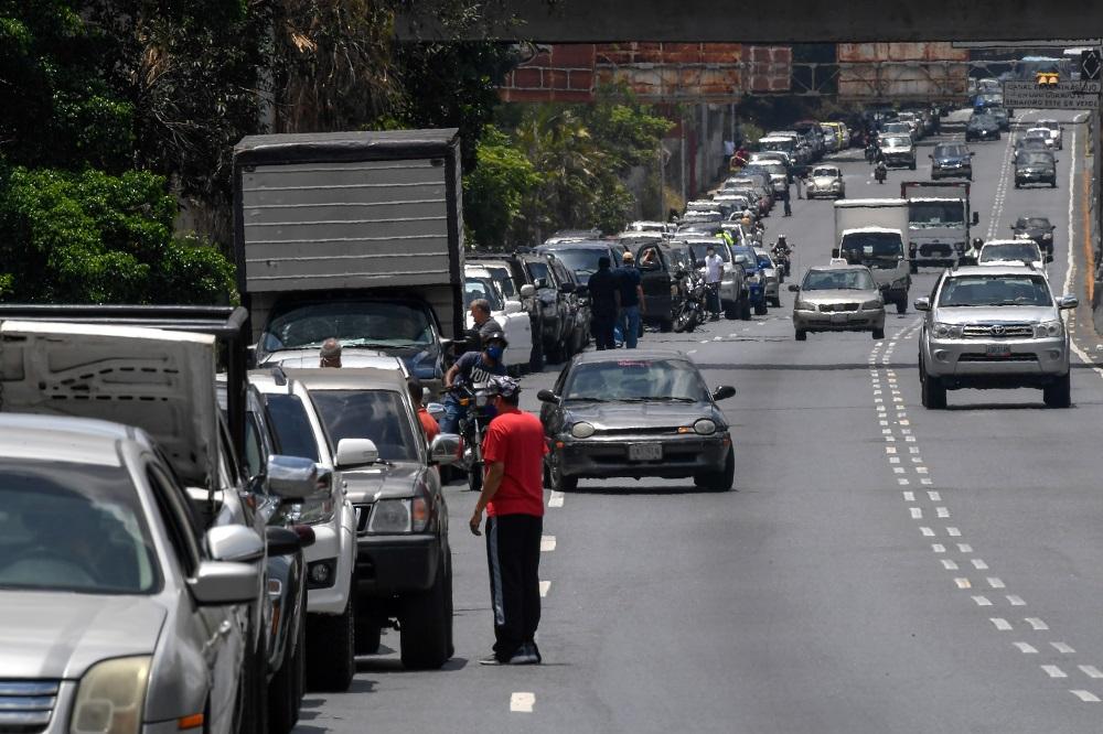 Gasoline Shortages Return in Venezuela