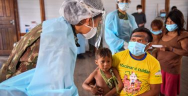 Brazilian Defense Ministry Helps Indigenous Communities Combat the Coronavirus