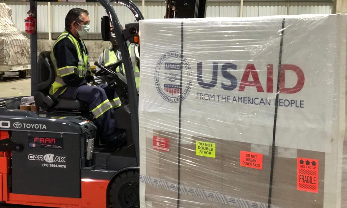 US Provides 200 More Ventilators to Brazil to Respond to COVID-19
