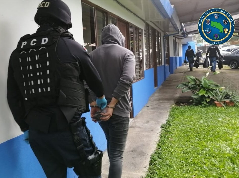 Costa Rica Dismantles Narcotrafficking Network