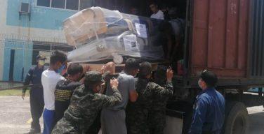 US Donates Medical Equipment, Furniture to Choluteca, Honduras