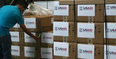 US Government Donates New Batch of Ventilators to Honduras