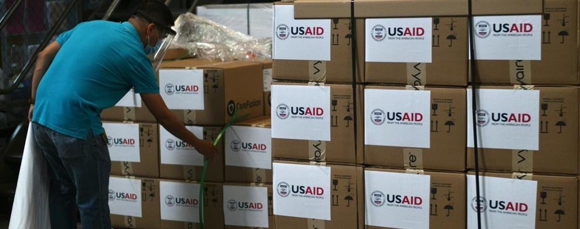 US Government Donates New Batch of Ventilators to Honduras