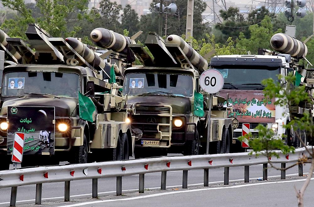 EE. UU. advierte que Irán podría comprar armas para vendérselas a Venezuela