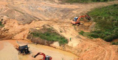 Continua a devastação na selva venezuelana devido a atividades ilícitas