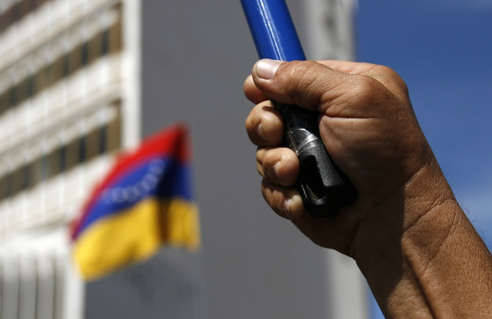Pompeo Says Venezuelans, Not US, Will Restore Peace in Venezuela