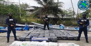 Costa Rica Seizes More Than 4 Tons of Cocaine in 3 Operations