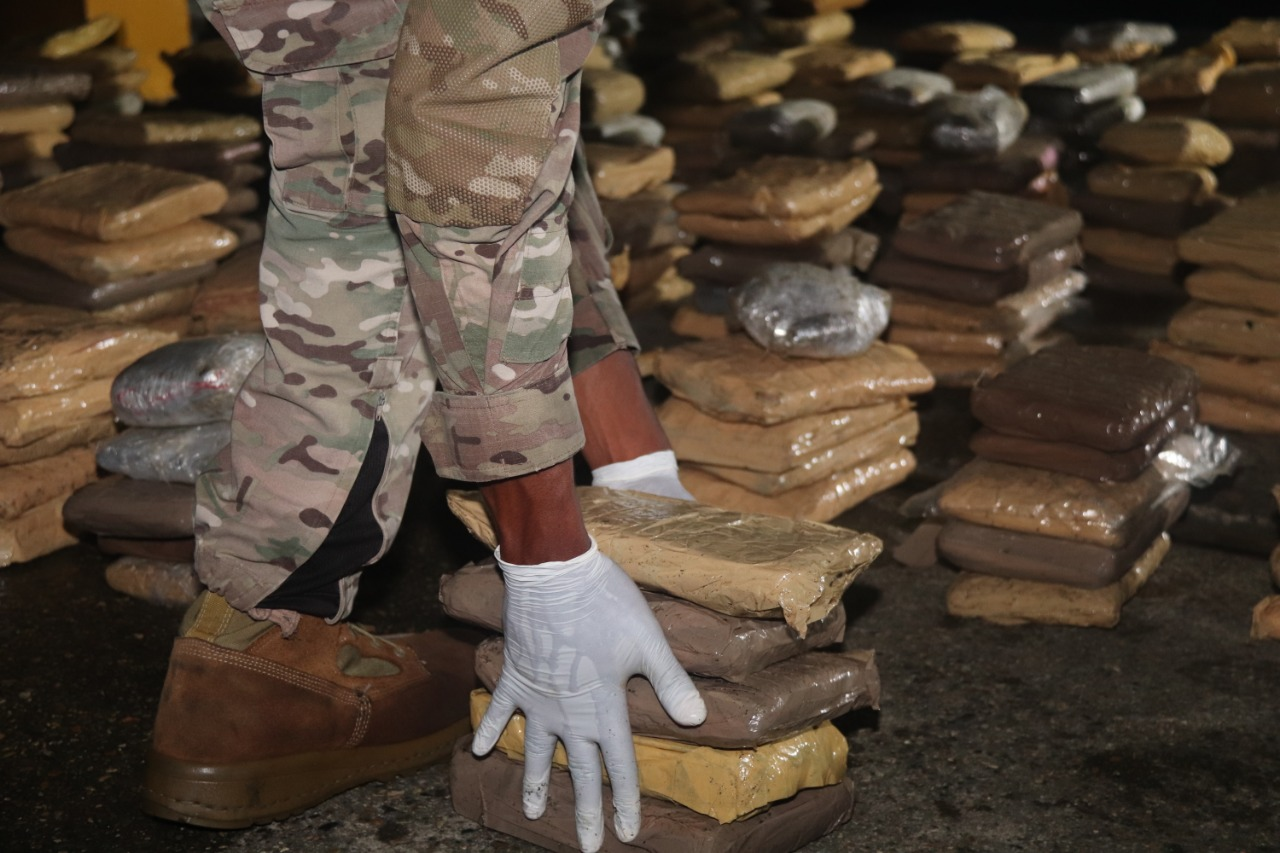 Panama Seizes More than 1 Ton of Cocaine in Pacific Waters