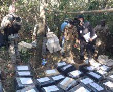 Efectivos antidroga paraguayos incautan cerca de 3 toneladas de hachís