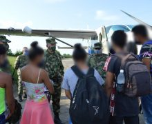 Colombia Strengthens Fight Against Recruitment of Minors