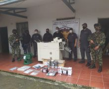Colombia Dismantles Counterfeit Dollar Factory