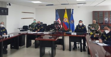 US 4th Fleet Hosts Staff Talks with Colombian Naval Delegation