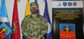 Colombian Army Launches Virtual Human Rights Course