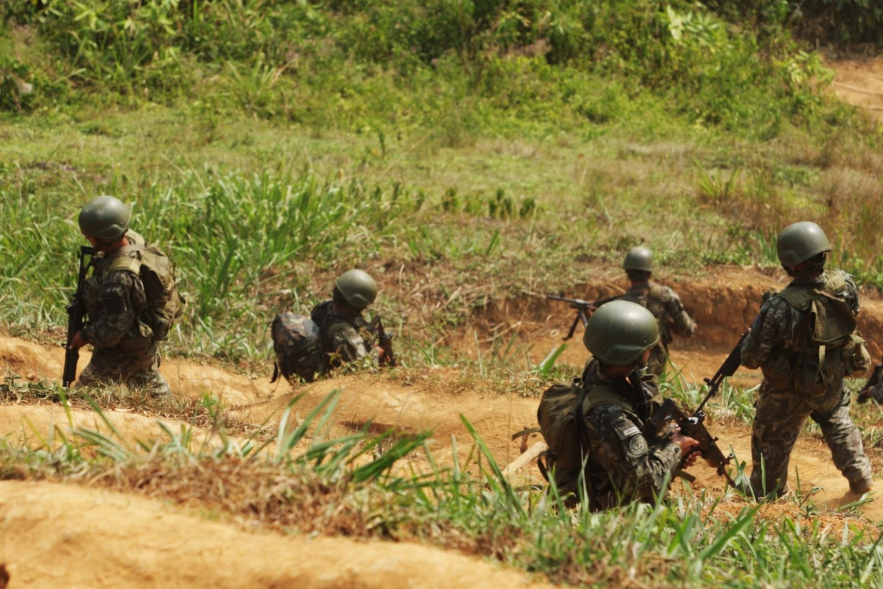 Peru: Security Forces Neutralize 4 Shining Path Members