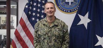 4th Fleet Commander Hosts Maritime Staff Talks with Chilean Navy