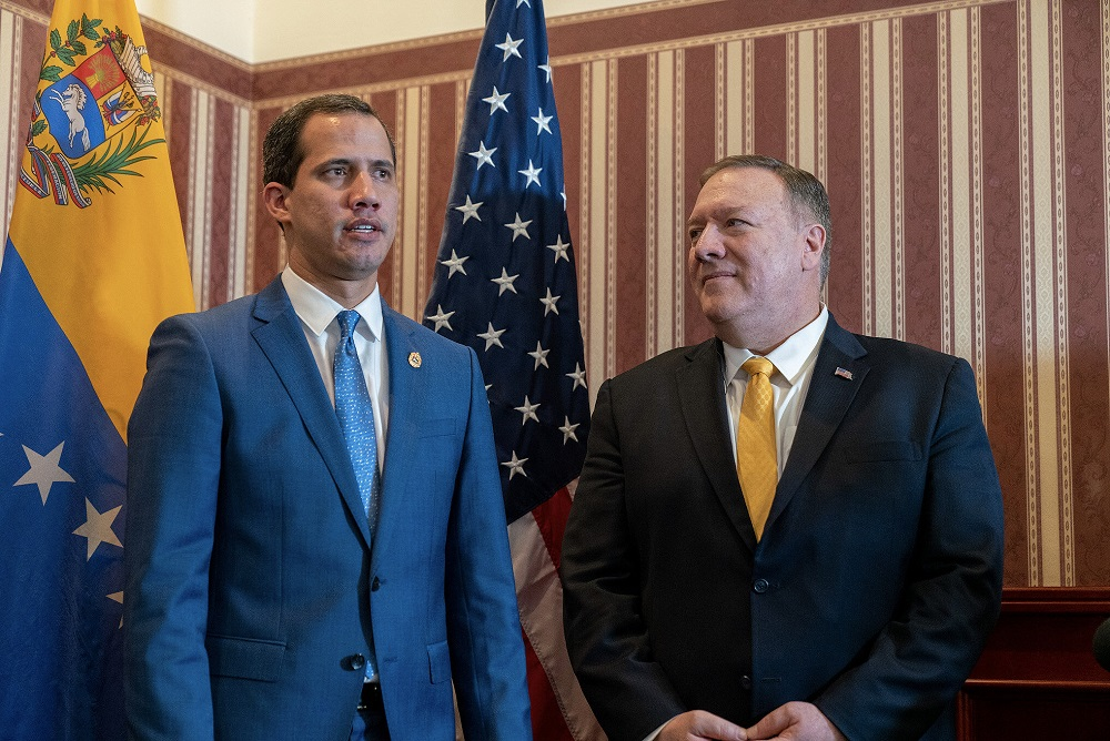 US, Other Nations to Continue Recognizing Guaidó despite Maduro's Scheduled Elections