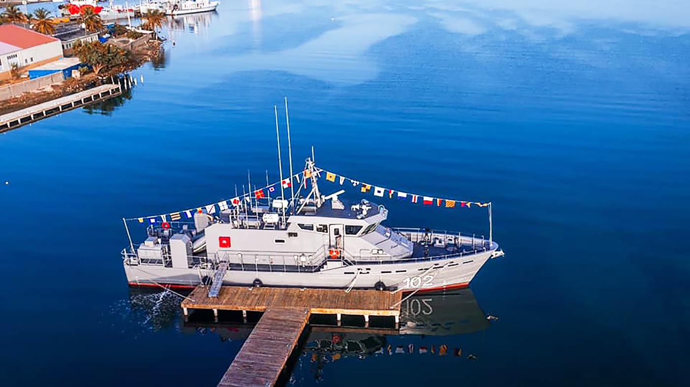 EE. UU. envía embarcaciones y aeronaves de patrullaje al Caribe y Centroamérica