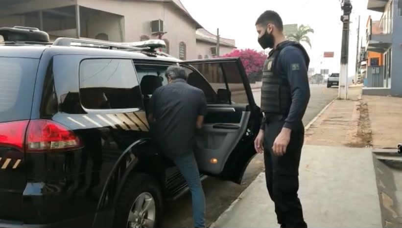 Iraniano que promovia contrabando de pessoas é preso no Brasil