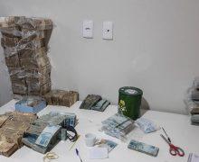 Operação da polícia brasileira prende mais de 400 pessoas ligadas ao narcotráfico