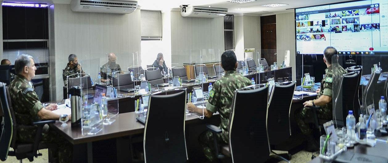 Carrera de suboficiales es el tema de la Conferencia de Ejércitos Americanos