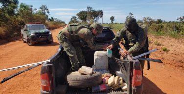 Grupo militar especial intensifica medidas en contra del tráfico de drogas en frontera entre Brasil y Bolivia