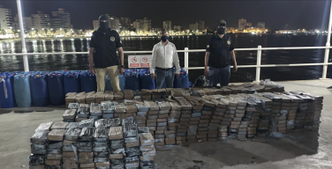 Ecuadorean Security Forces Seize Almost 6.5 Tons of Drugs
